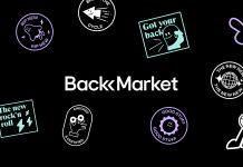 u back market si può ottenere un risparmio tra il 30 e il 70% sul costo del nuovo