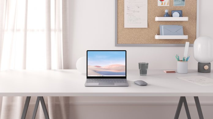 Surface Laptop Go disponibile anche in Italia