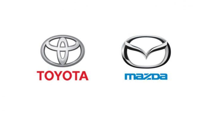 Toyota e Mazda