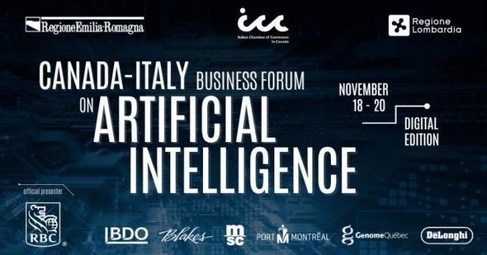 Business Forum Italia-Canada