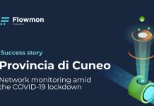 Flowmon garantisce la sicurezza della Provincia di Cuneo