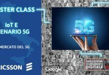 IoT e scenario 5G: TIM ospita la Master Class Ericsson