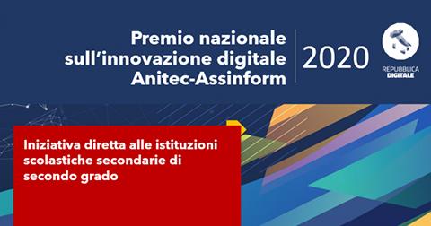 I vincitori del Premio Nazionale sull'Innovazione Digitale