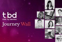 Journey Wall, il nuovo progetto formativo online di t.bd