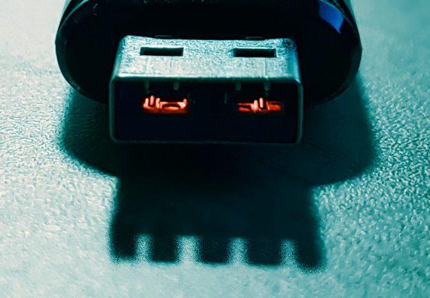 Chiavetta USB: è davvero sicura?