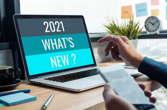 Tutti i trend del Digital Marketing per il 2021
