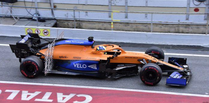 McLaren Racing combatte il phishing con Darktrace