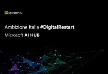 Ambizione Italia #DigitalRestart: Microsoft presenta AI Hub