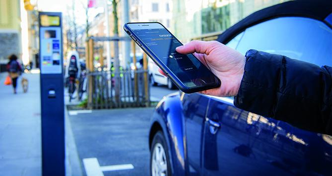 App Presto-Parking