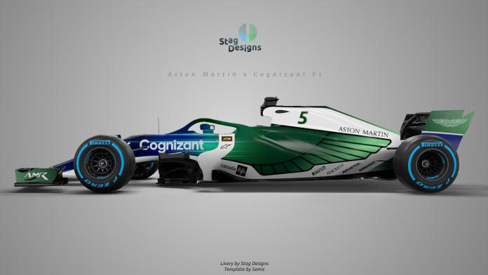 Aston Martin Cognizant Formula One Team