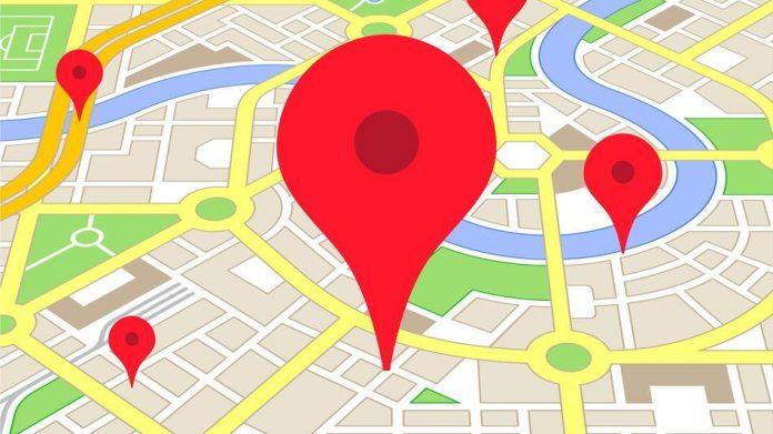 Localizzazione su Google Maps