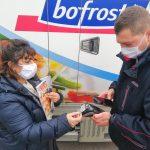 Bofrost ha semplificato la parte amministrativa, e ha reso più facile l'esperienza utente relativamente al pagamento