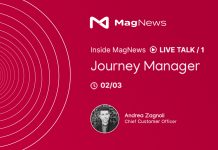 Webinar su Journey Manager, il nuovo tool di MagNews