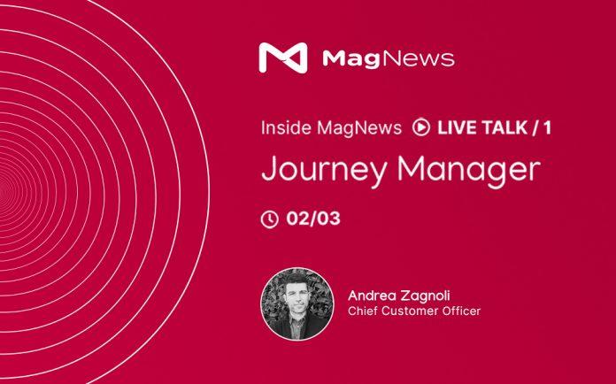 Webinar su Journey Manager, il nuovo tool di MagNews
