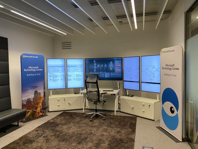 Microsoft Cybersecurity Experience la nuova area esperienziale dedicata alla sicurezza