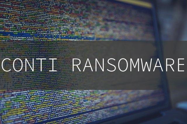 ransomware conti