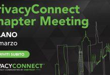 PrivacyConnect: webinar gratuito l'11 marzo