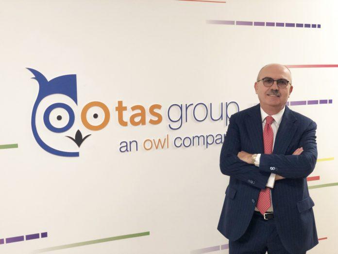 Valentino Bravi-CEO TAS group