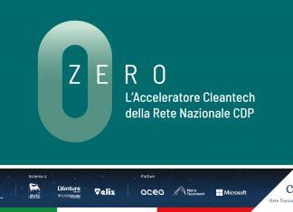 Acceleratore di startup Cleantech