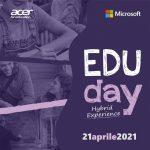 Edu Day 2021 – Hybrid Experience: la scuola del futuro