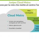 Cloud Metro: le reti metropolitane del futuro secondo Juniper
