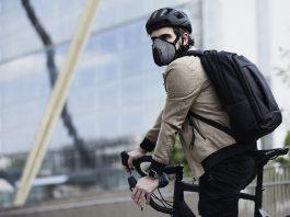 Maschera anti-inquinamento