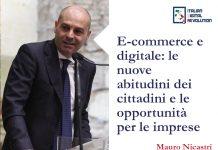 E-commerce: giro d'affari da record nel 2021