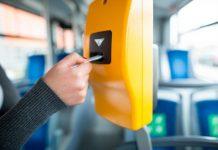 La validazione del biglietto di viaggio tramite QR Code