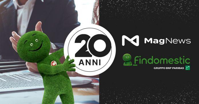 MagNews e Findomestic: una partnership lunga vent'anni