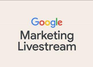 Google Marketing Livestream: tutte le novità