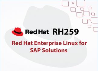 Red Hat Enterprise Linux for SAP Solutions