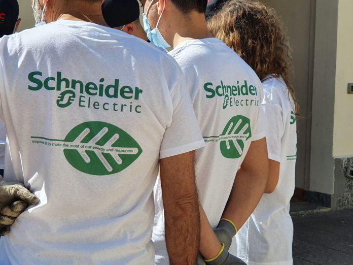 Strategia di sostenibilità di Schneider Electric