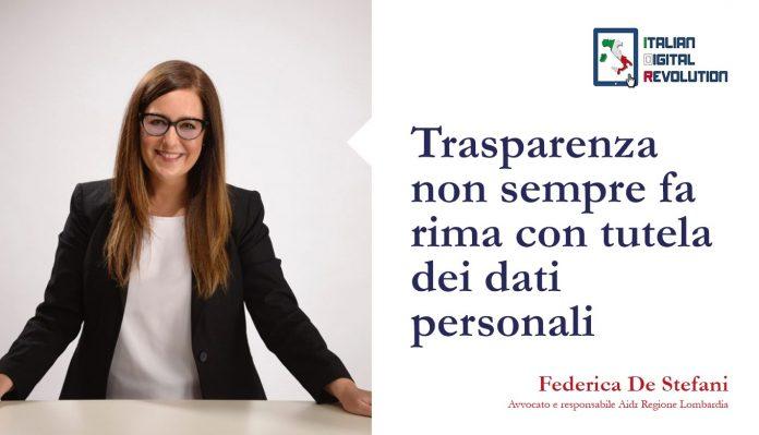 tutela dei dati personali