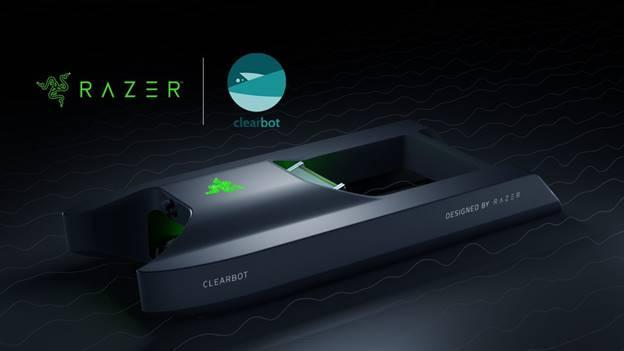 Razer e Clearbot insieme per la salute degli oceani