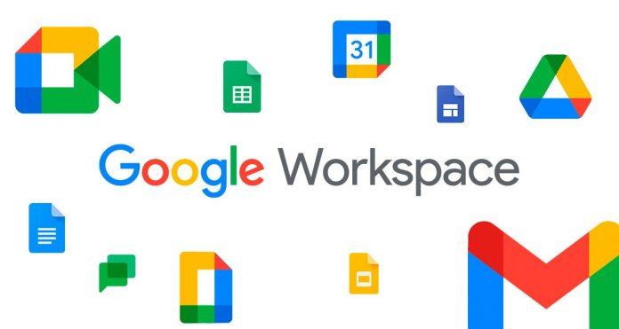 Google Workspace: tutte le novità per comunicare e collaborare
