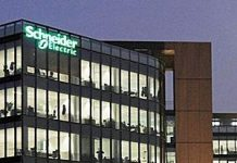 supply chain di Schneider Electric