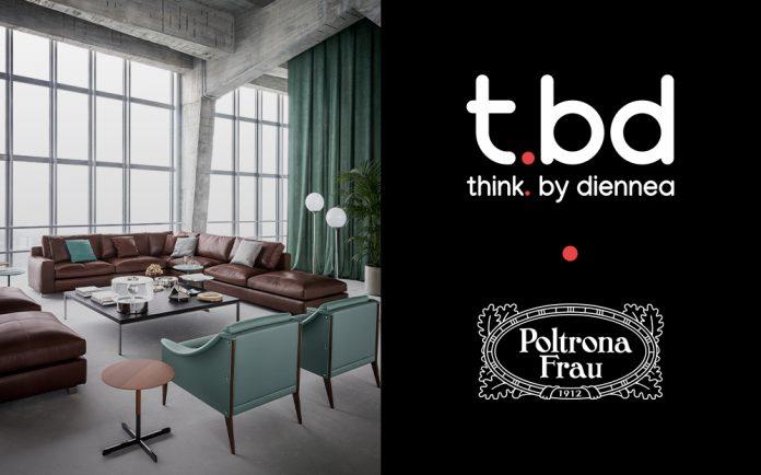 Poltrona Frau sceglie t.bd - think. by diennea