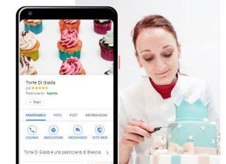Le Torte di Giada e il programma Italia in Digitale