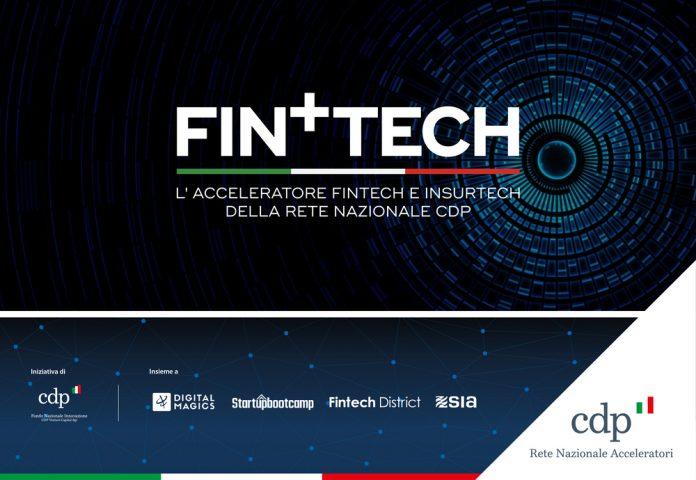 Fin+Tech, aperta la call fino al 15 novembre