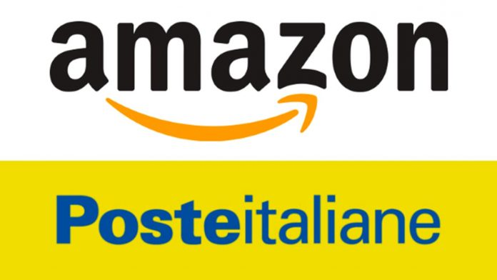 Poste Italiane e Amazon: partnership rinnovata per tre anni