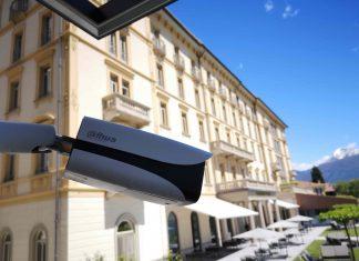 Il Grand Hotel Victoria di Menaggio sceglie Dahua