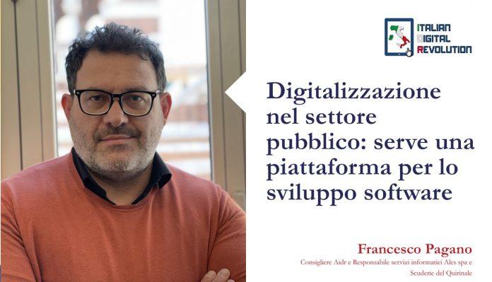 digitalizzare il settore pubblico