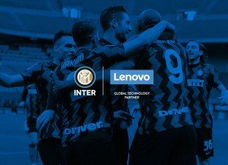 L'Inter si digitalizza grazie alla tecnologia Lenovo