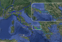 Internet: potenziato il cavo sottomarino tra Europa occidentale e la Penisola balcanica