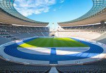 Lo Stadio Olimpico di Berlino