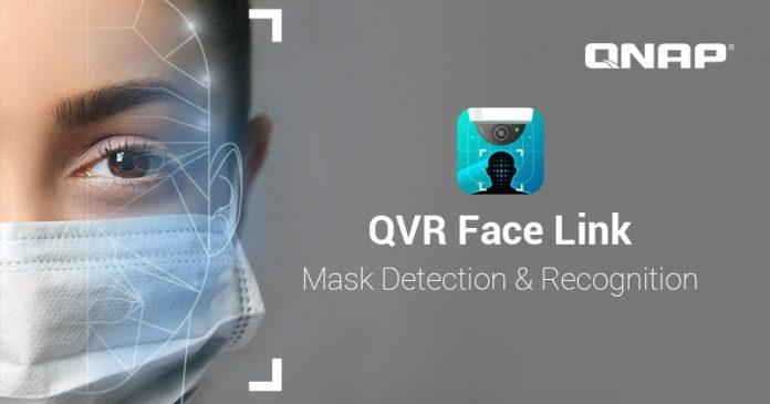 QVR Face Link: riconoscimento facciale anche quando si indossa la mascherina