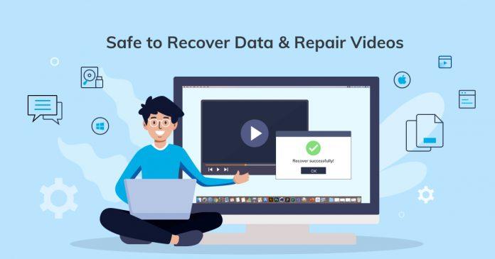 Recupero di video danneggiati: come fare con Repairit
