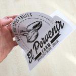 Etichette adesive: dalla ideazione grafica alla stampa