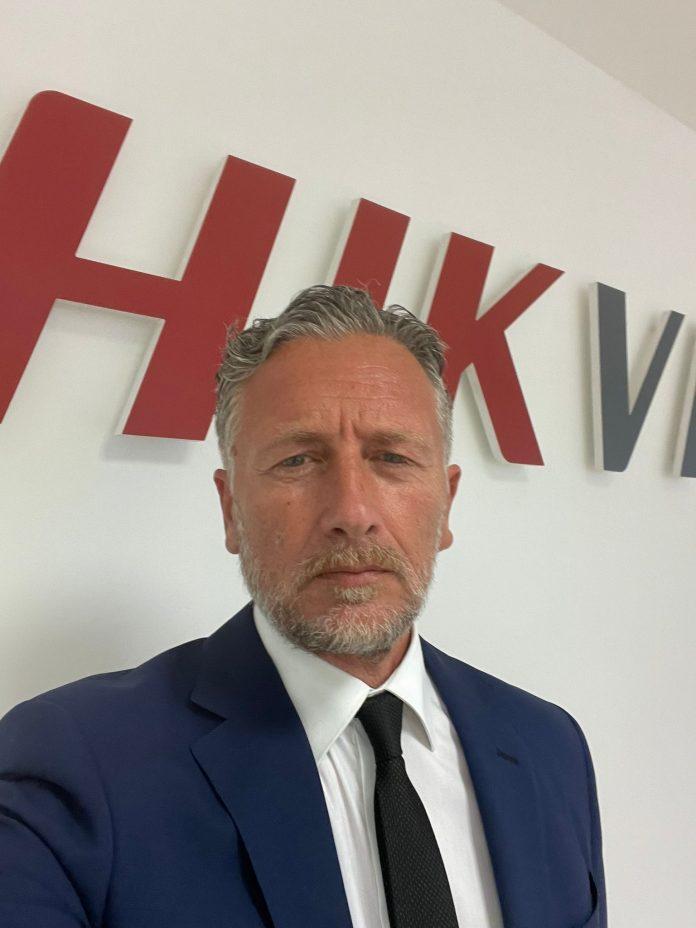 Aldo Santini è KA & Vertical Sales Manager di Hikvision