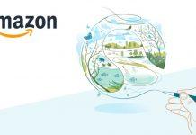 investimenti di Amazon per l'ambiente